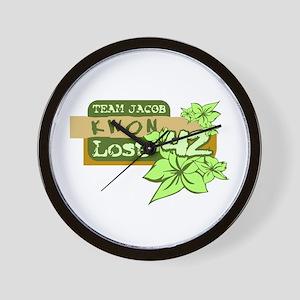 Team Jacob - Kwon 42 Wall Clock