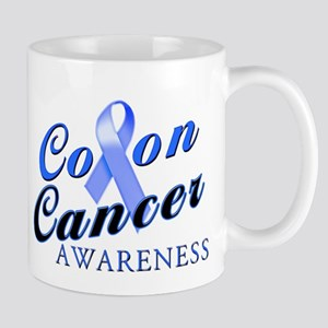 Colon Cancer Awareness Mug