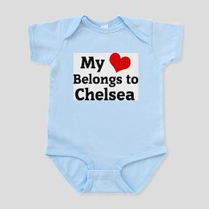 My Heart: Chelsea Infant Creeper
