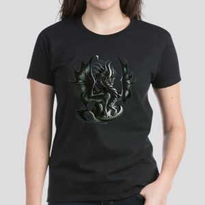 RThompson's Obsidian Dragon Women's Dark T-Shirt