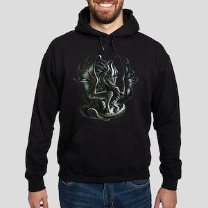 RThompson's Obsidian Dragon Hoodie (dark)