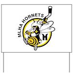 Hornets Yard Sign