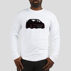 Mitsubishi Evo X - Long Sleeve T-Shirt