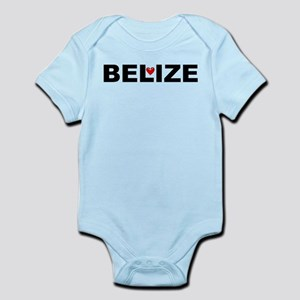 Love Belize Infant Bodysuit
