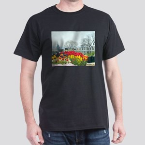 Simply tulips Dark T-Shirt