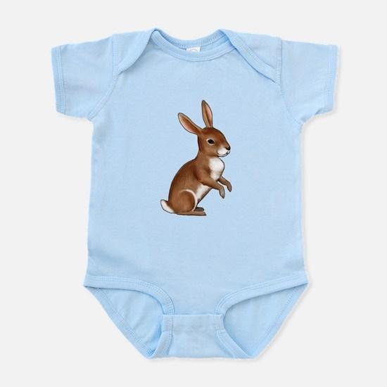 Bunny Rabbit Infant Bodysuit