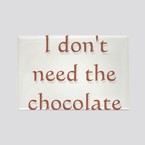chocolate ... Rectangle Magnet