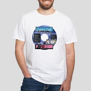 Caleb's Cafe White T-Shirt