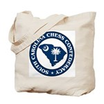 South Carolina Chess Confederacy Tote Bag