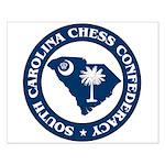 South Carolina Chess Confederacy Small Poster