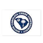 South Carolina Chess Confederacy Postcards (Packag