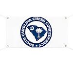 South Carolina Chess Confederacy Banner