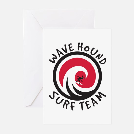 WH Surf Team Greeting Cards (Pk of 20)