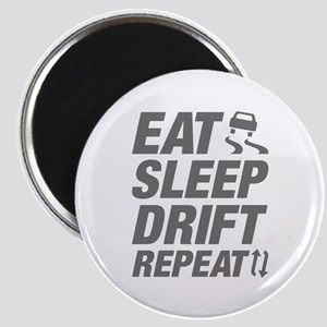 Eat Sleep Drift Repeat Magnet