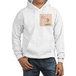 LIFE IS SHORT-Hooded Sweatshirt