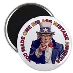 """You Made O B A M A 2.25"""" Magnet (100 pack)"""