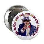 """You Made O B A M A 2.25"""" Button (100 pack)"""