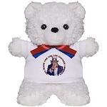 You Made O B A M A Teddy Bear