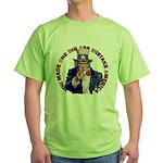 You Made O B A M A Green T-Shirt