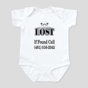 If Found Infant Bodysuit