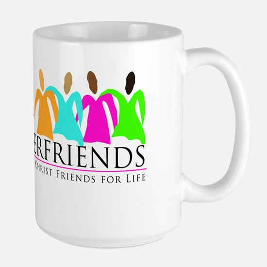 Your Sisterfriends Large Mug