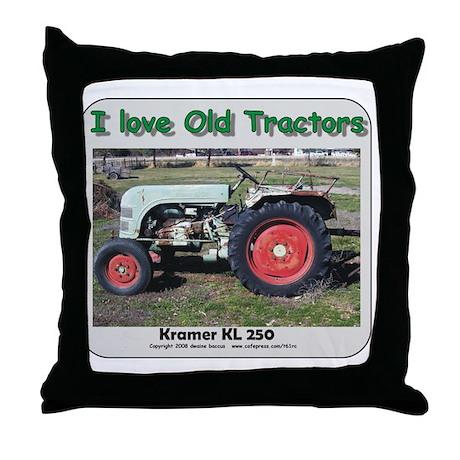 1940's Kramer KL250 Throw Pillow