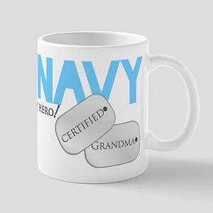 Certified Grandma Mug