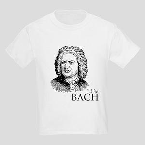 I'll Be Bach Kids Light T-Shirt