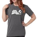 Joshua Trees and Inte Womens Comfort Colors® Shirt