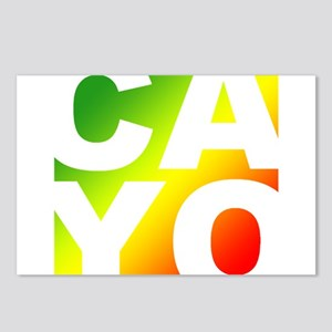 Cayo Ras Postcards (Package of 8)
