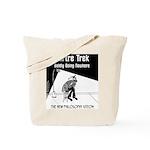 Sartre Trek Tote Bag