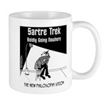 Sartre Trek Mug