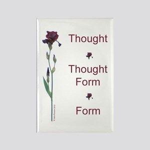 Thought Rectangle Magnet (10 pack)