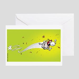 Mamet Flash Greeting Card