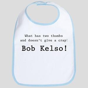 'Bob Kelso!' Bib