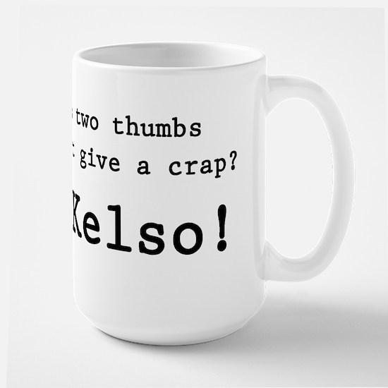 'Bob Kelso!' Large Mug