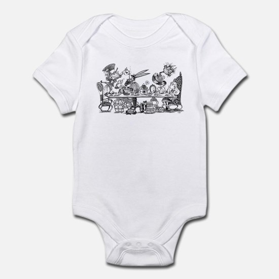 Alice's Unbirthday Party Infant Bodysuit