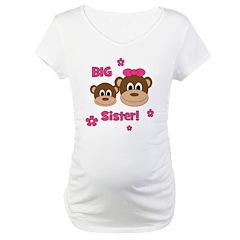 I'm The BIG Sister - Monkey Shirt