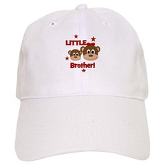 I'm The Little Brother - Monk Baseball Cap