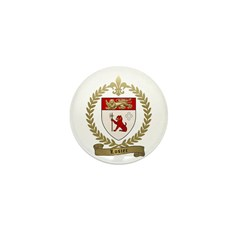 LOSIER Family Crest Mini Button