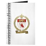 LOSIER Family Crest Journal