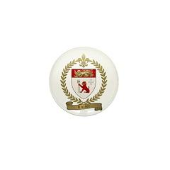 LOZIER Family Crest Mini Button