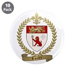 """LOZIER Family Crest 3.5"""" Button (10 pack)"""
