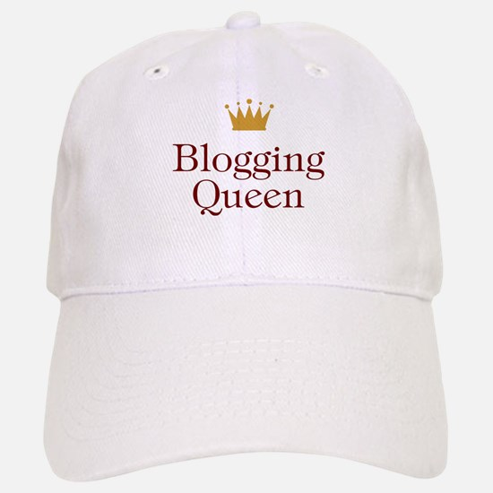 Blogging Queen Baseball Baseball Cap
