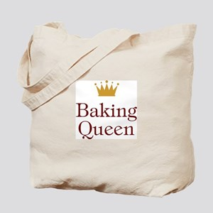 Baking Queen Tote Bag
