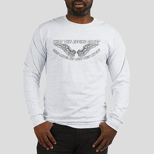 Angel Guy Long Sleeve T-Shirt