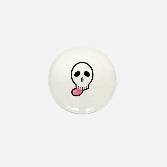 easterskull jellybean2_ Mini Button