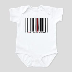 Never Normal Infant Bodysuit