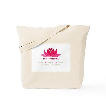 mamaguru Tote Bag