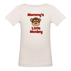 Mommy's Little Monkey Tee